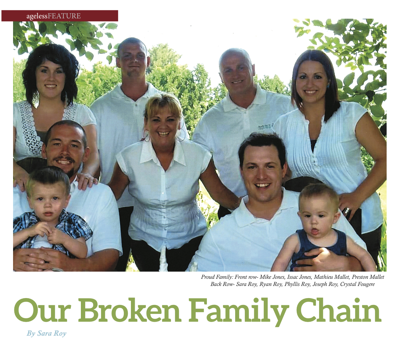 Broken Family Chain