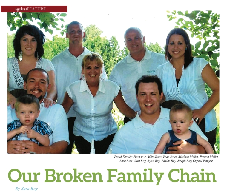 Broken Family Chain